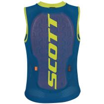 Achat Vest Protector Jr Actifit Plus Mykonos blue/Sulfur yellow