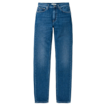 Kauf W' Page Carrot Pant Blue Dark Stone Washed