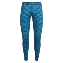 Achat Wmns Oasis Leggings Diamond Line Ice Blue/Largo