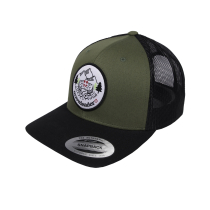 Buy Zoé Trucker Cap Kaki