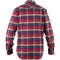 Singi Heavy Flannel Shirt Deep Red