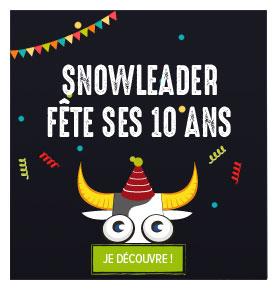 Snowleader fête ses 10 ans!