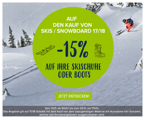 15% boots