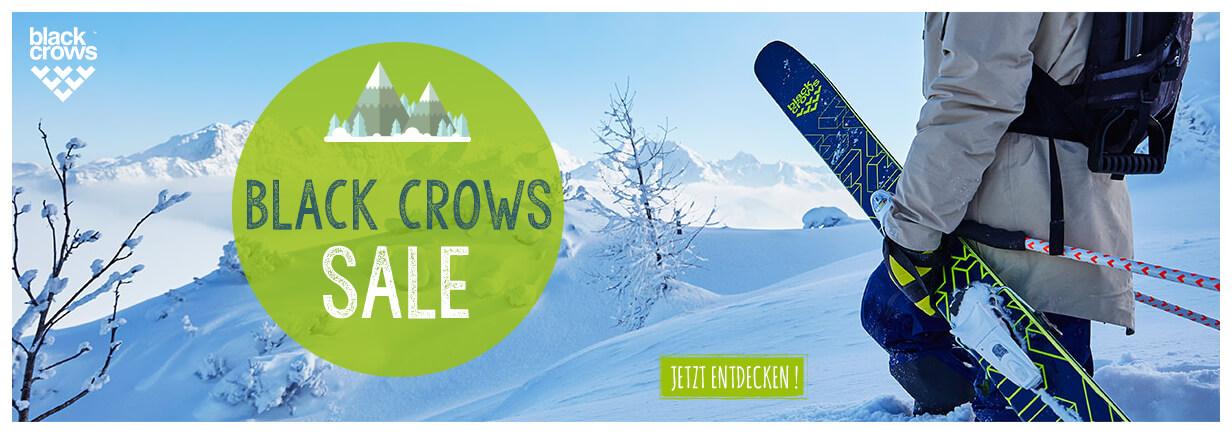 Black Crows Sale Snowleader!