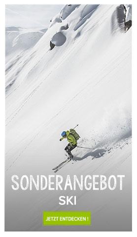 Sonderangebot Skis Snowleader