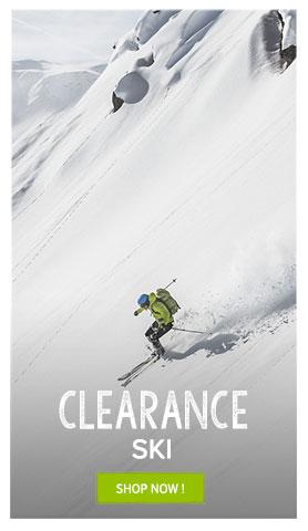 Clearance Ski Snowleader