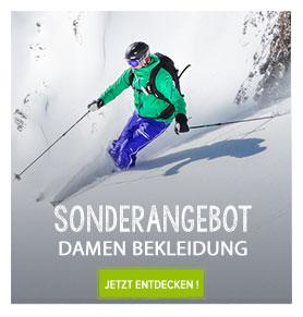 Sonderangebot damenbekleidung Snowleader