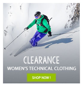 Clearance Women's Technical clothing