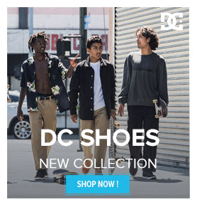 New DC Shoes collection