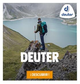 ¡Descubre la selección de la marca Deuter!