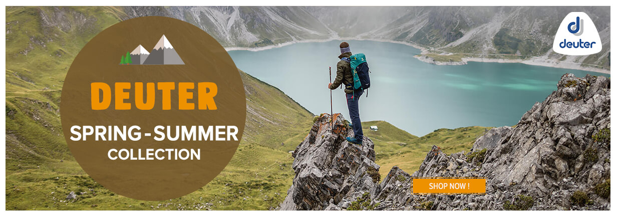Deuter: The Spring/Summer Collection!