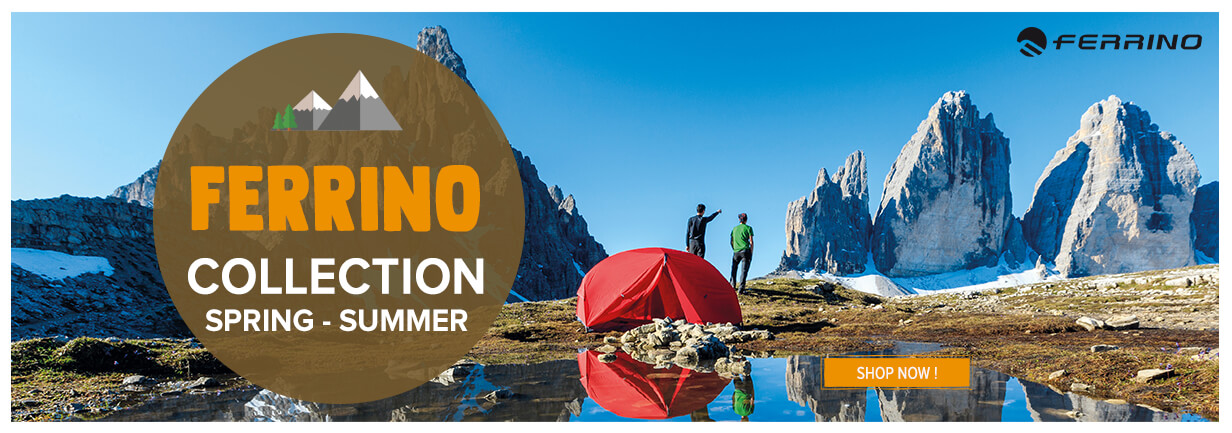 Ferrino: The new Spring/Summer Collection!