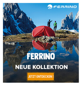 Neue Kollektion Ferrino