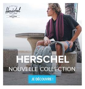 Découvrez la nouvelle collection Herschel !
