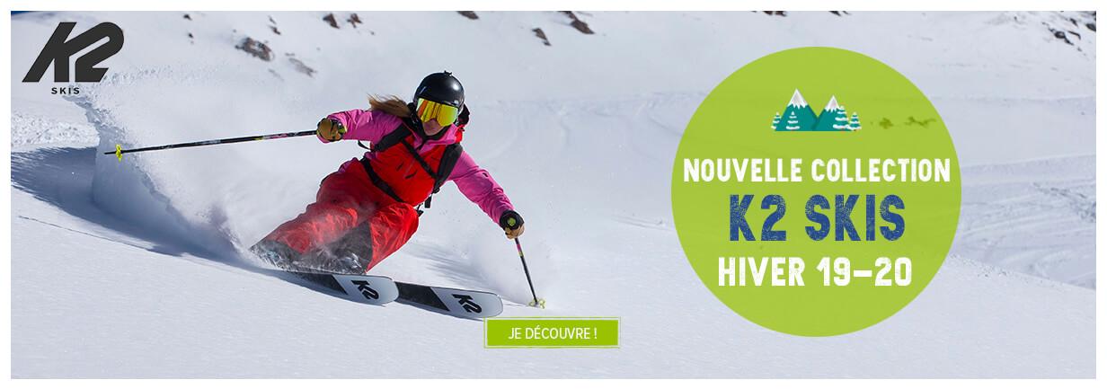Découvrez la nouvelle gamme de ski Mindbender de chez K2 !