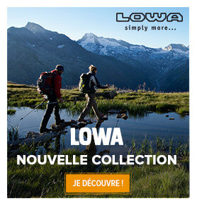 Nouvelle Collection Lowa