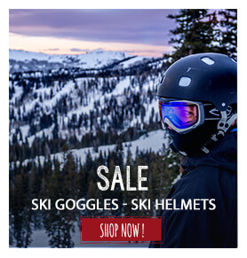 helmets and goggles on sale