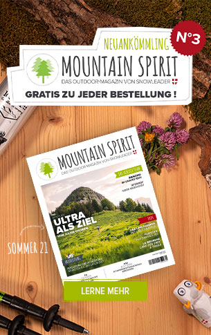 Mountain Spirit: Das Outdoor-Magazin von Snowleader
