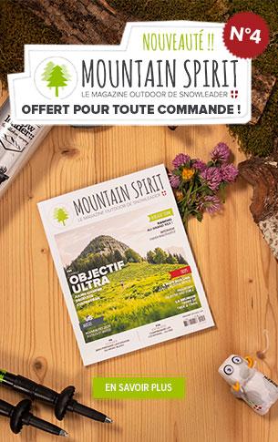 Il est arrivé ! Découvrez le nouvel opus du Mountain Spirit, 4e édition pour vivre l'été 2020 intensément !