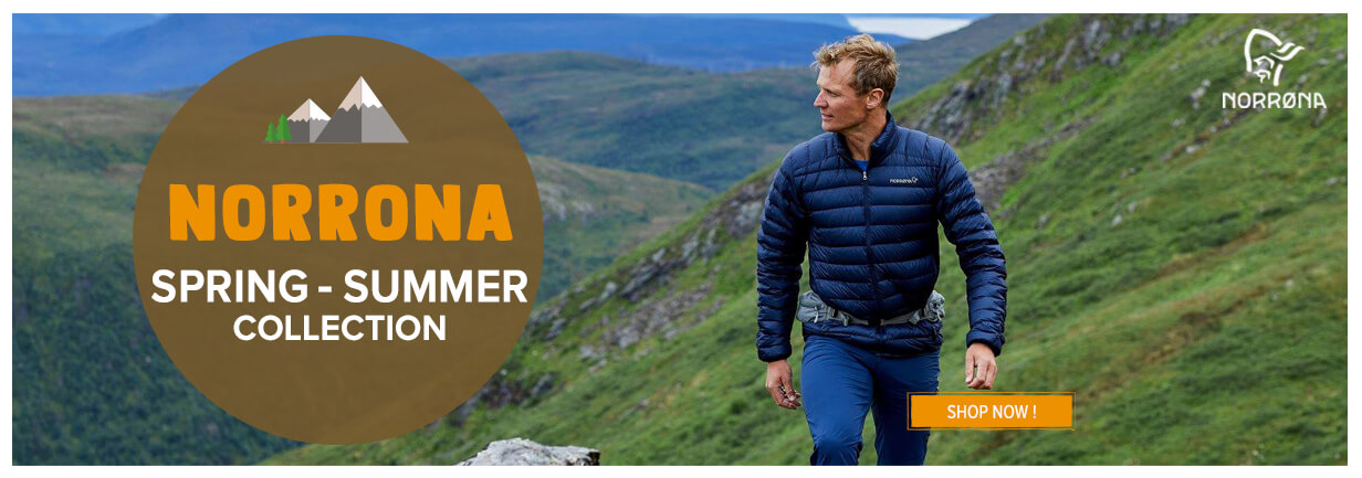 Norrona: The new Spring/Summer Collection!