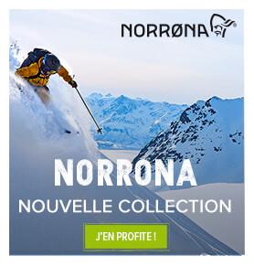 Découvrez la nouvelle collection Automne/Hiver 18-19 Norrona!
