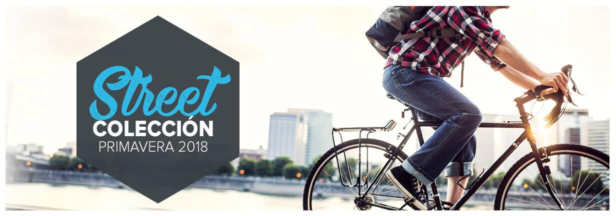 ¡ Descubre la colección street primavera/verano!