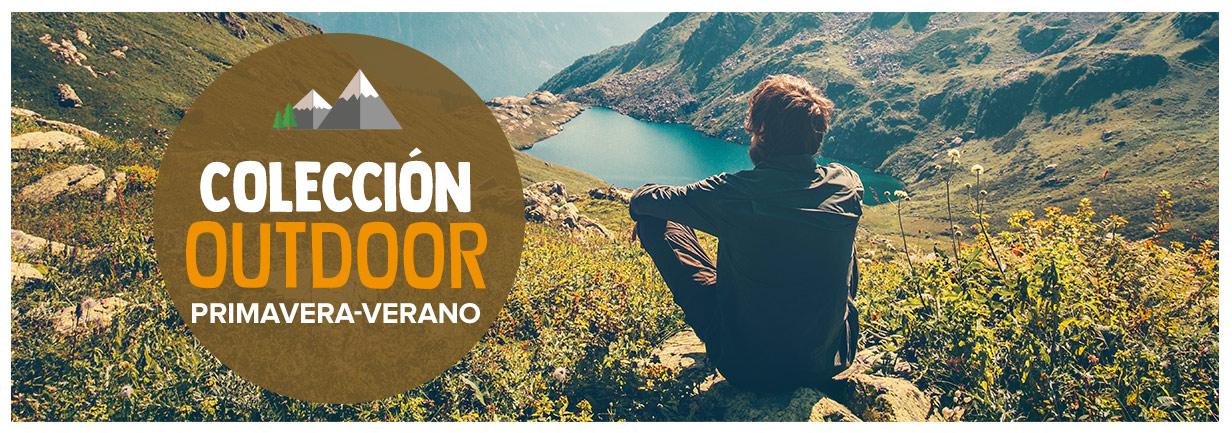 ¡ Descubre la colección outdoor primavera/verano!