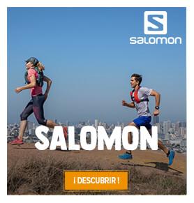 ¡Descubre la selección de la marca Salomon!
