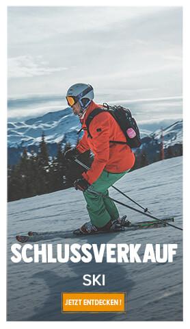 Snowleader Schlussverkauf Ski