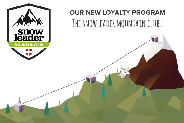 Join The Snowleader Mountain Club