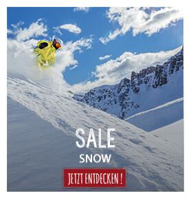 Sale Snow Snowleader !
