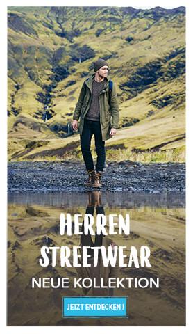Neuheiten Herren Streetwear