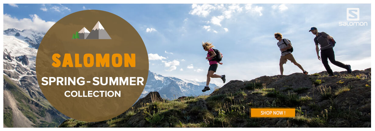 Salomon: The new Spring/Summer Collection!