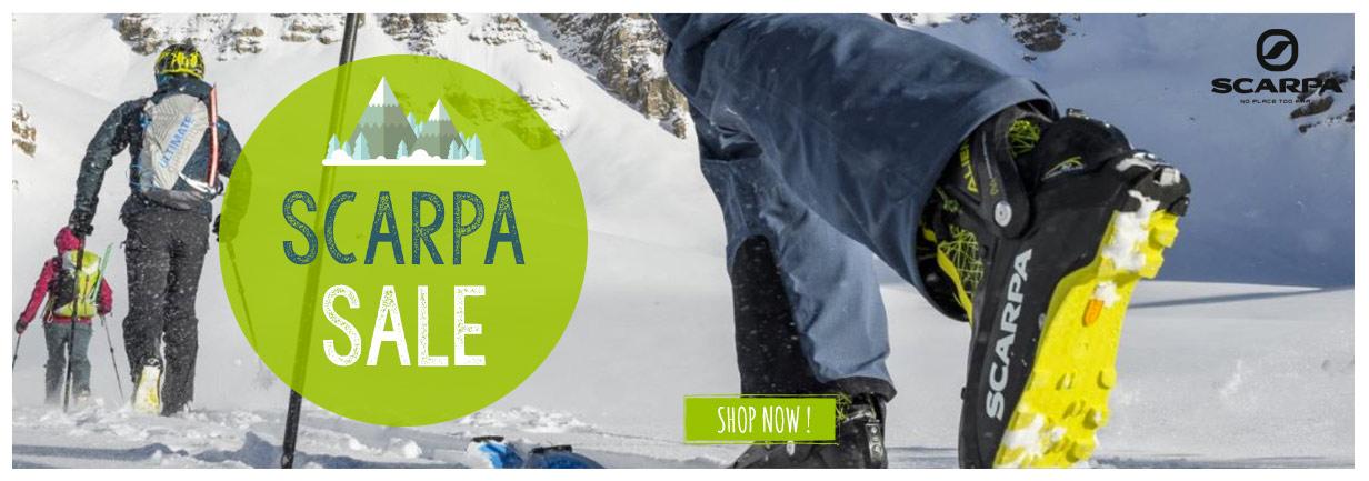 Snowleader: Scarpa on Sale!