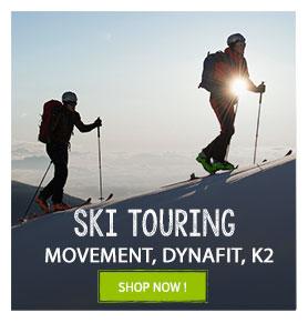 New collection Ski touring