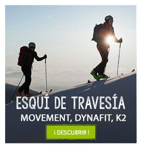 Nueva colección Esquí de travesía