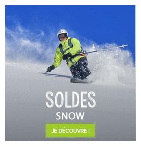 Profitez des soldes Snowleader sur le Snow !