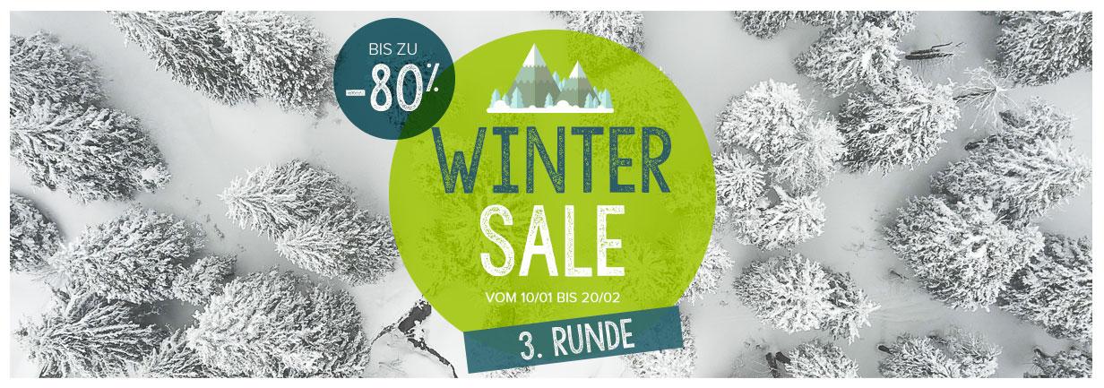 3. Runde Winter Sale Snowleader !