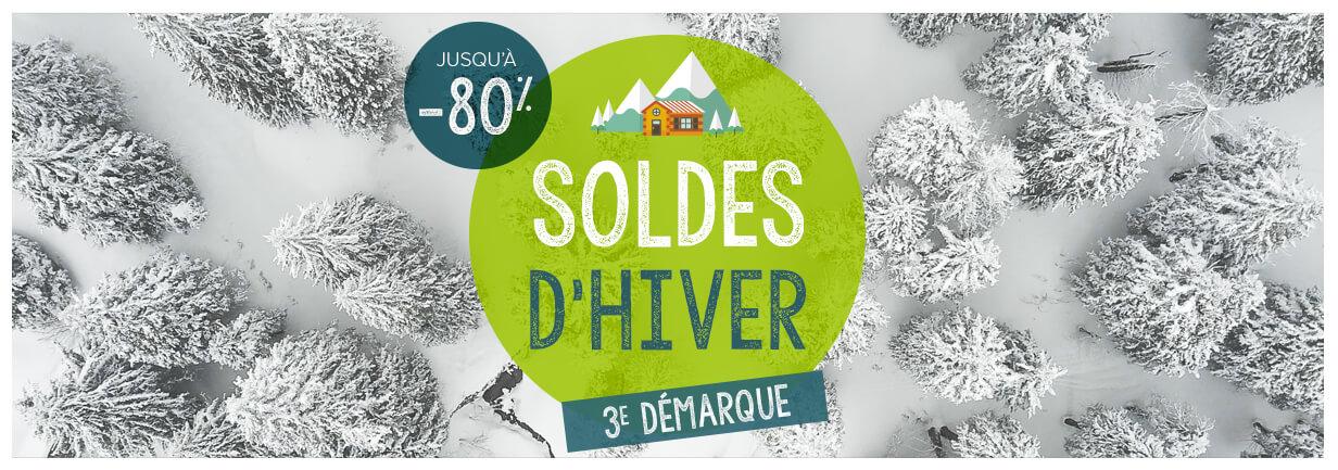Soldes Snowleader !