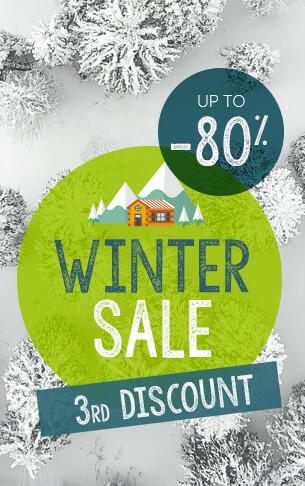 Snowleader sale !