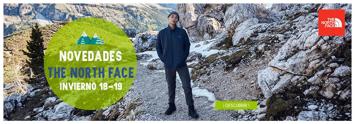 ¡Descubre la nueva colección The North Face!