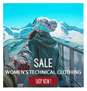 Women's Technical clothing on sale