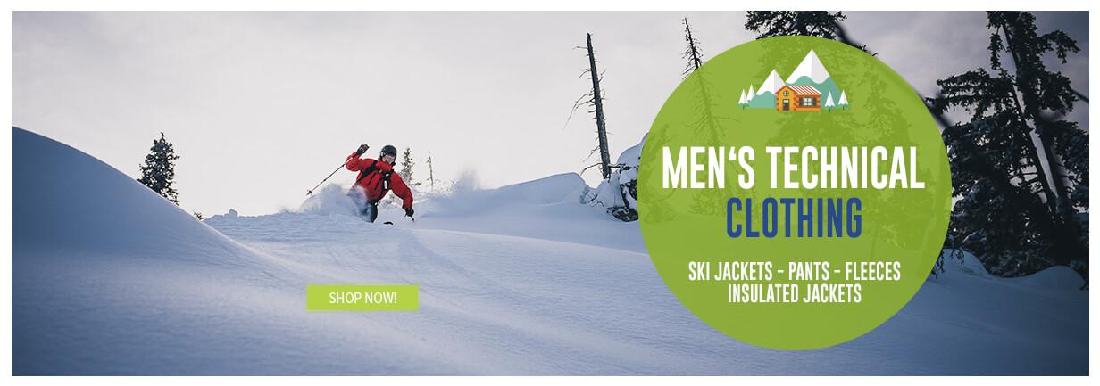 Come discover our Men
