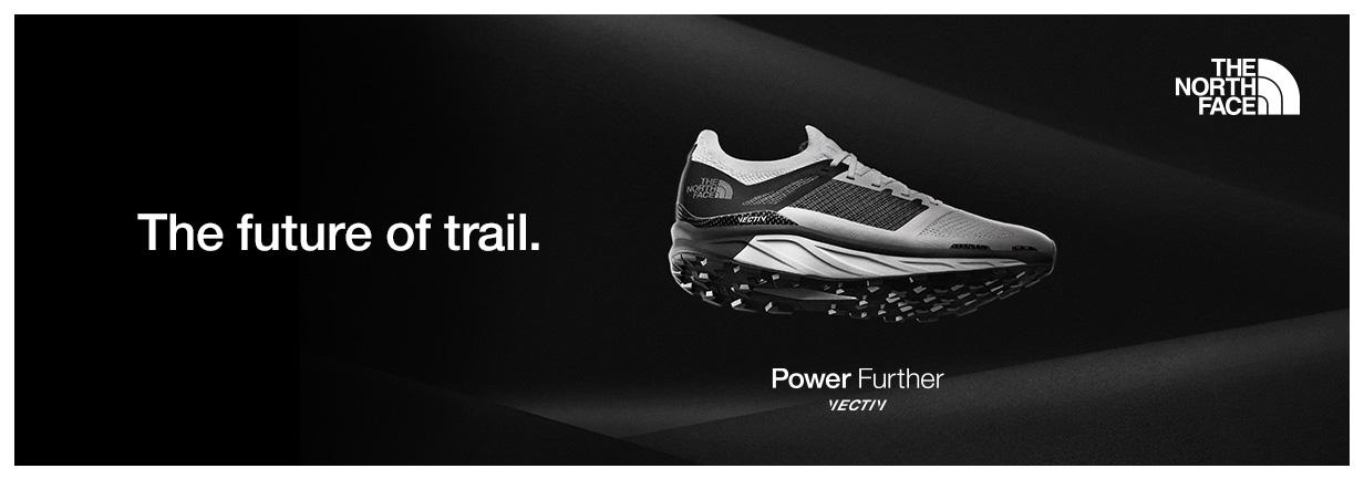 Découvez la nouvelle gamme trail run The North Face !