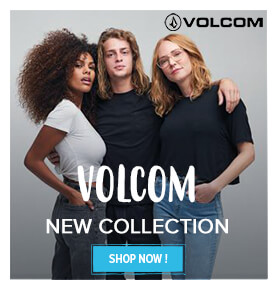 The new volcom collection!