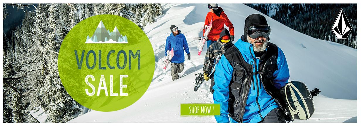 Snowleader: Volcom on Sale!