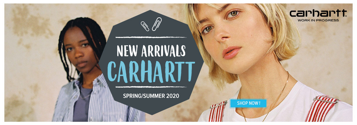 Come discover Carhartt new arrivals!