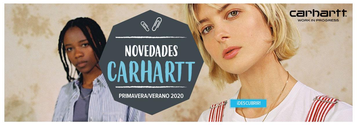 Descubre las novedades Carhartt