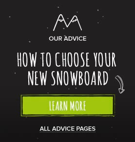 Snowboard Size Guide