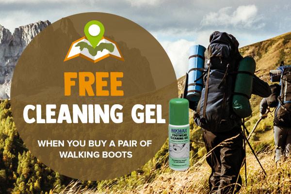 Free cleaning gel!!